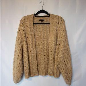 Chunky Knit Cozy Sweater/Cardigan